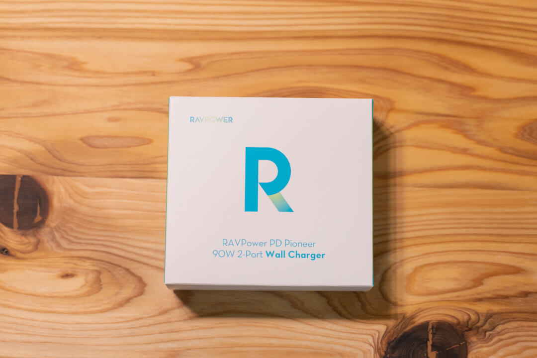 RAVPower RP-PC128のパッケージ