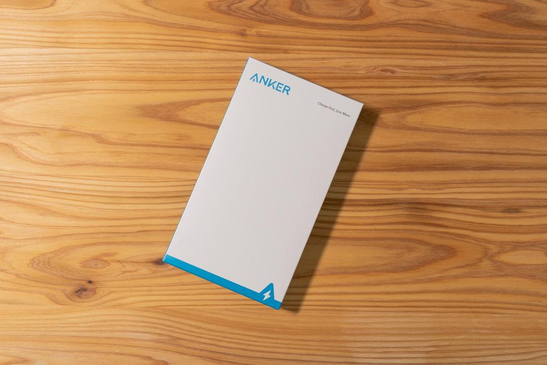 Anker PowerExpand Direct 7-in-2 USB-C PD メディアハブの化粧箱