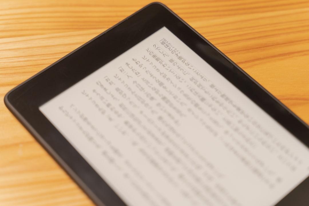 Kindle端末のポピュラーハイライト機能