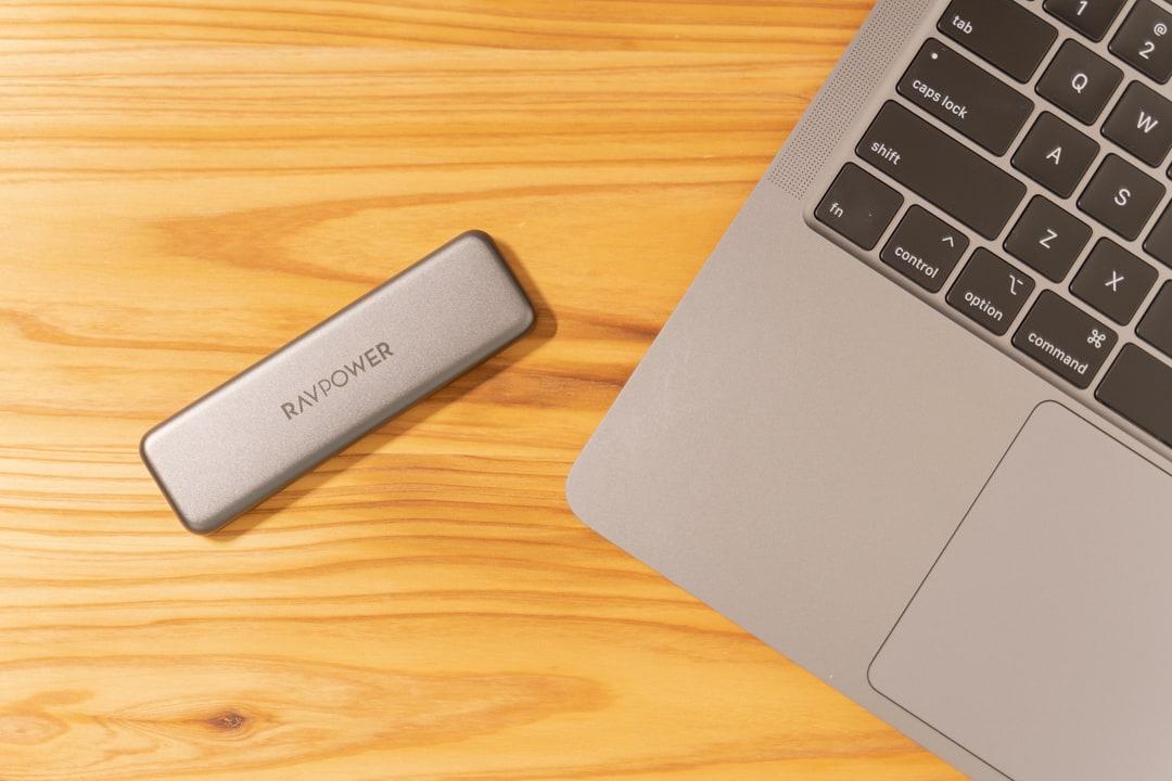 RAVPower RP-UM003とMacBook