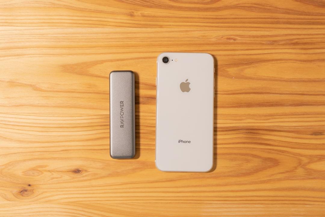 RAVPower RP-UM003とiPhone