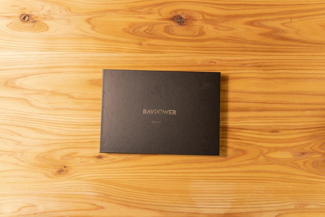RAVPower RP-UM003のパッケージ