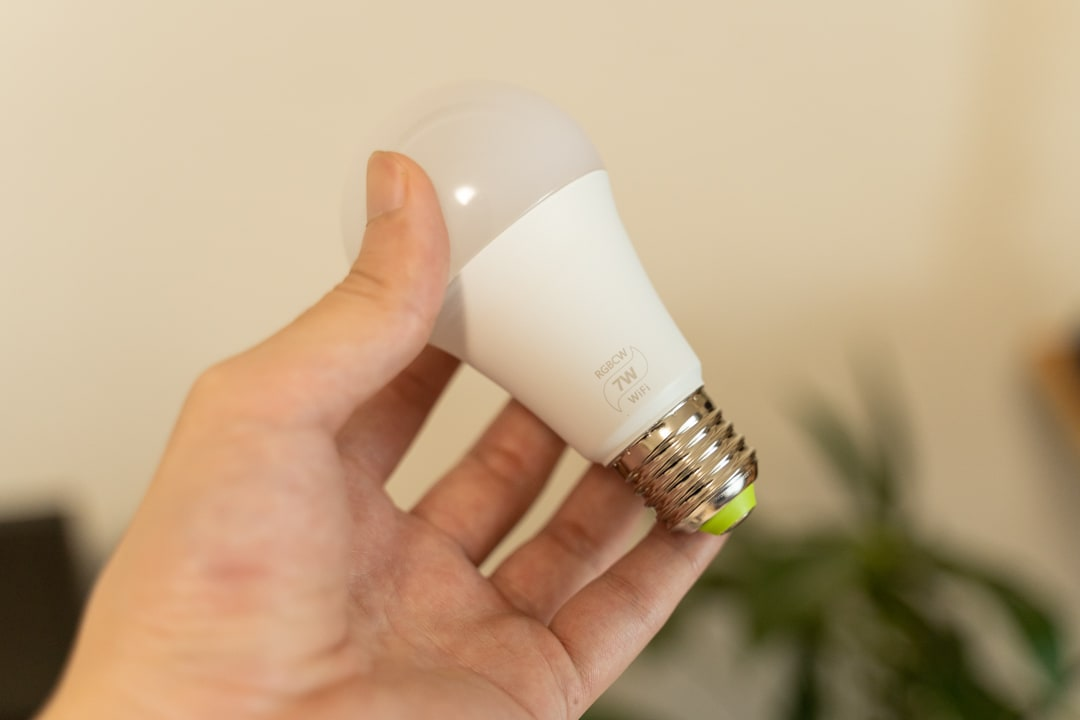 alexa/google Assistantで操作できるHaoDengのスマート電球