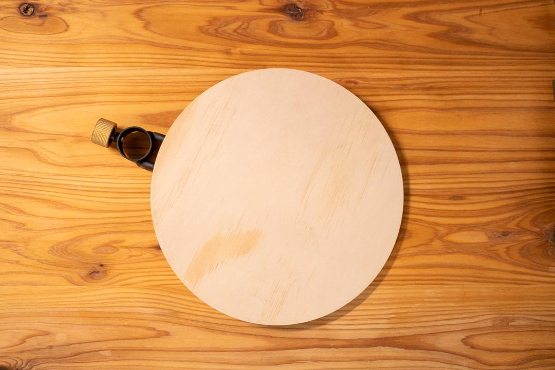 ドローアラインのオプションパーツ「テーブル」