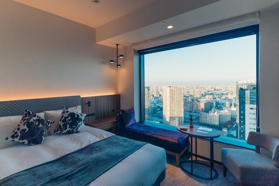 三井ガーデンホテル豊洲ベイサイドクロスの客室