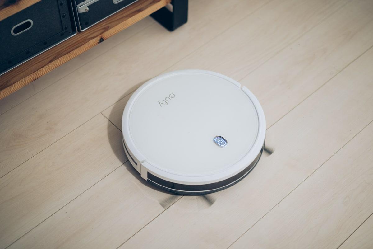 eufy robovac 11s(ロボット掃除機