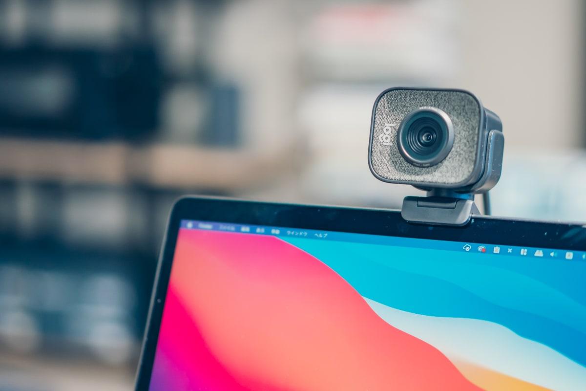 ロジクール StreamCam C980(Webカメラ)