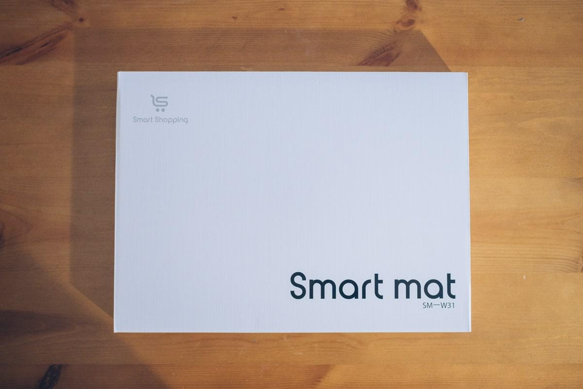 スマートマットライトの商品パッケージ